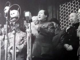 开国大典典礼原始影像精简片段,中华人民共和国中央人民政府成立典礼原始影像