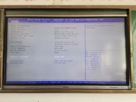 [希沃SEEWO内置电脑]希沃MT41A内置PC电脑模块更换主板后开机系统报错或直接进BIOS解决办法