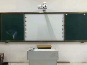 投影仪加电子白板组合班班通设备使用及其维护教程