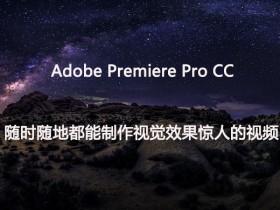 [PR软件]Adobe Premiere非线性视频编辑软件,Adobe Premiere Pro 2020 v14.0.0.571 直装中文破解版下载