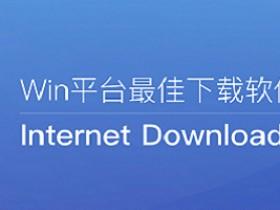 [下载工具]IDM下载神器,Internet Download Manager v6.36 Build 5简体中文破解版含注册机
