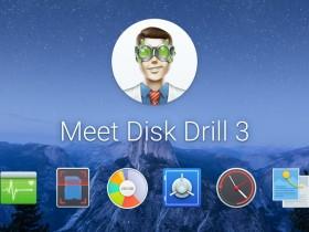 [数据恢复]Disk Drill数据恢复软件下载,Disk Drill Pro v4.0.513 特别授权版含苹果版