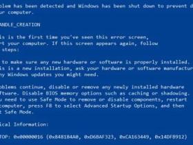 [系统教程]Windows系统开机蓝屏怎么解决,Windows系统蓝屏代码0x00000016解决办法