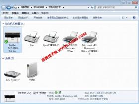 [实用教程]XP系统打印机连接设置,XP系统如何连接WIN7或WIN10系统共享的打印机设置图文教程