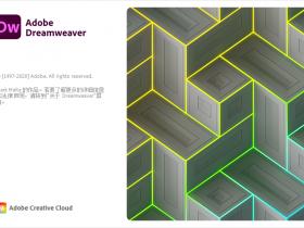 [DW下载]Adobe Dreamweaver网页制作设计软件下载,Adobe Dreamweaver 2020 20.2.0 中文绿色特别版