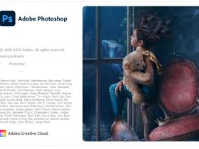 [图形图像]图像处理软件Adobe Photoshop破解版下载,Adobe Photoshop 2020 21.2.6 绿色精简版免费下载