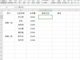办公软件使用之Excel中用if函数计算阶梯式工资提成操作详解