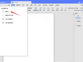 办公软件使用之如何修复WPS中word损坏文件?