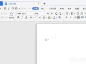 办公软件使用之wps文字怎么设置文档多页显示?wps设置文档多页显示的操作步骤