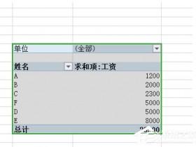 办公软件使用之wps表格怎么在数据透视表插入计算字段?wps数据透视表插入计算字段的方法