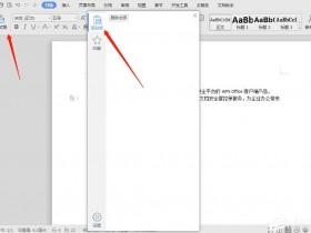 办公软件使用之WPS文档怎么快速粘贴文本?WPS文档快速粘贴文本的方法