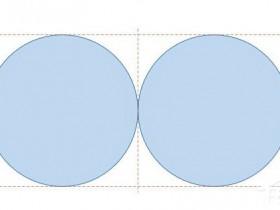 办公软件使用之ppt中怎么制作出浆形图形设计?ppt中制作出浆形图形设计的方法