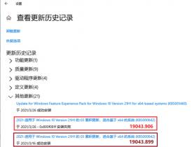 [系统教程]Win10电脑安装KB5000842出现错误代码0x800f081f怎么办?