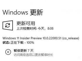 [系统教程]Win11下载100%不动了怎么办?Win11下载100%不动处理办法